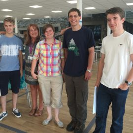 UTC Swindon students celebrate success