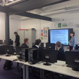 GWP and Swindon Borough Council run valuable CV workshop for students