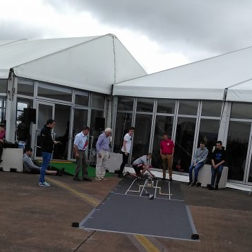 Students compete at The Royal International Air Tattoo
