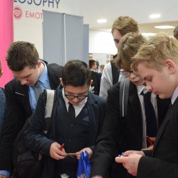 UTC Swindon host busy Careers Convention