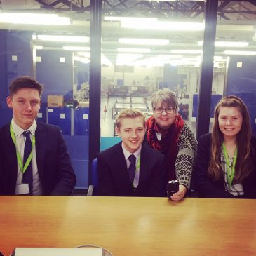 UTC Swindon in the spotlight for 'School's Out' radio feature