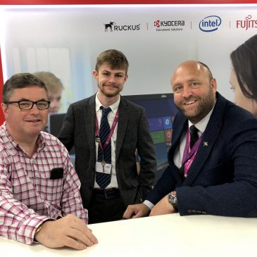 MP joins students to get a taste of the future at UTC Swindon open event