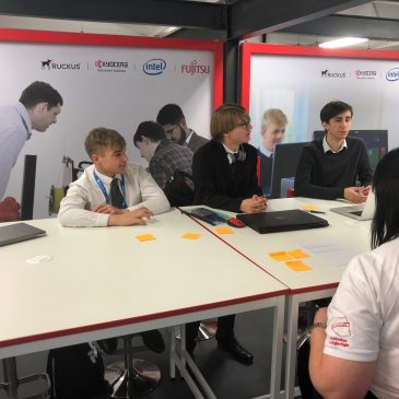 UTC Pipeline Programme is training students for careers with industry leaders