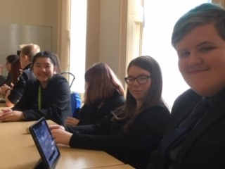 Year 11 students get an insight into university life following visit to Gloucester University