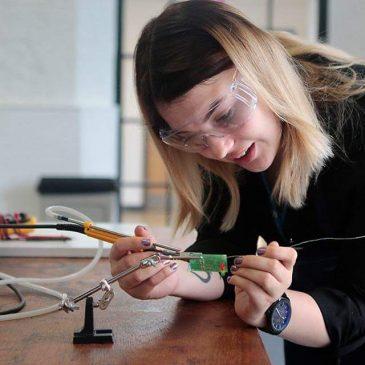 Former UTC Swindon student secures apprenticeship with Audi Swindon