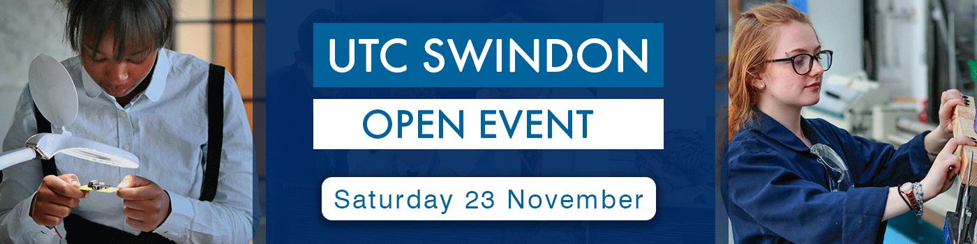 Open Event 23 November