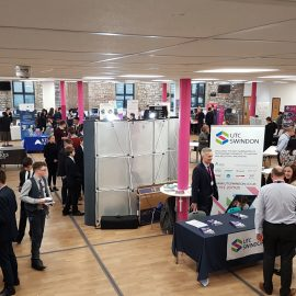 Careers fair welcomes local businesses