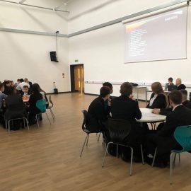 UTC Swindon students raise funds for Children in Need