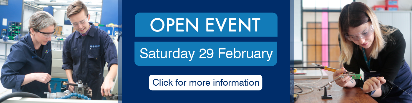 Open Event SAT 29022020