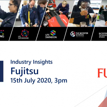 Fujitsu round off the final talk in the ALET Industry Insight series with fascinating learnings