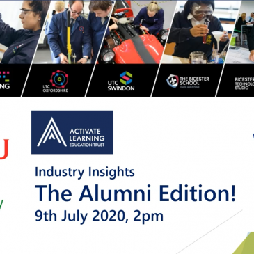 ALET Industry Insights – the Alumni Edition!