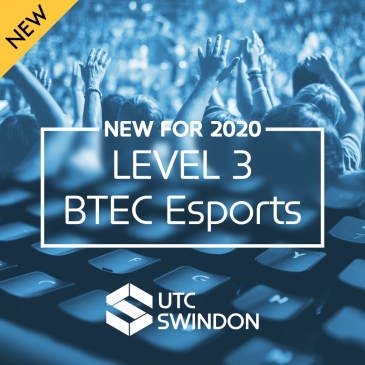 Brand new Esports course available to students from September