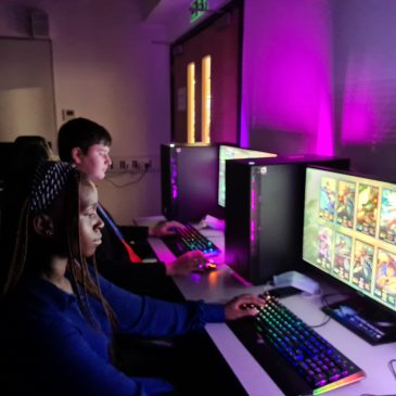 Year 12 students compete in national Esports tournament