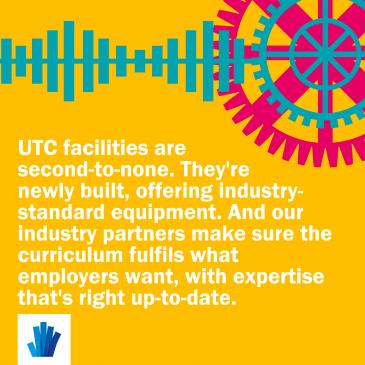 UTC facilities are second to none