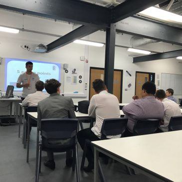 Workshop teaches students how to improve their wellbeing