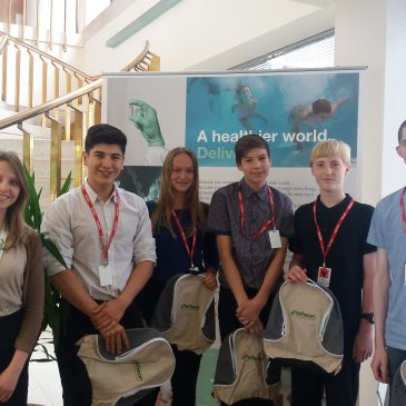 Students receive high praise following work experience at Patheon