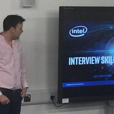 Intel Soft Skills Workshop: Interview skills
