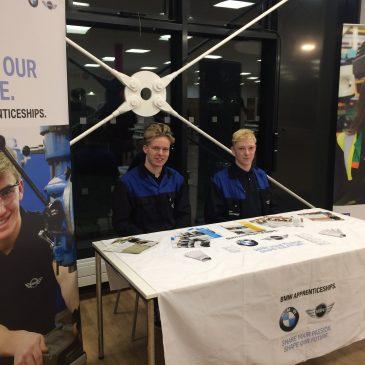 Open Event Success at UTC Swindon