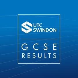 UTC Swindon students celebrate GCSE success
